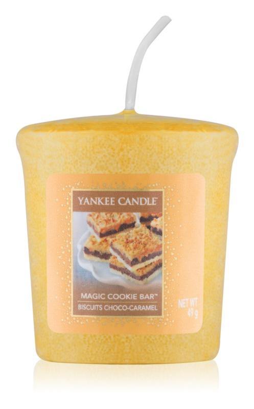 Yankee Candle Magic Cookie Bar lumânare votiv 49 g