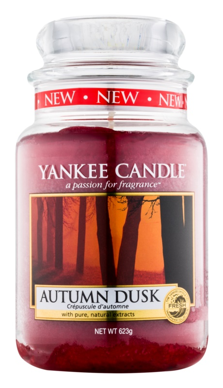 Yankee Candle Autumn Dusk lumanari parfumate  623 g Clasic mare