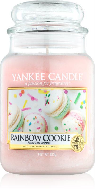 Yankee Candle Rainbow Cookie illatos gyertya  623 g Classic nagy méret