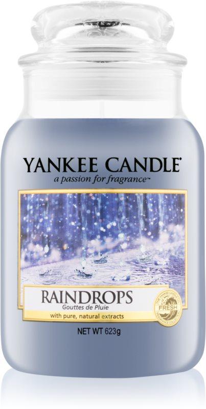 Yankee Candle Raindrops lumanari parfumate  623 g Clasic mare