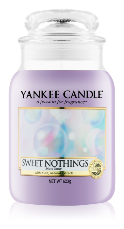 Yankee Candle Sweet Nothings lumanari parfumate  623 g Clasic mare