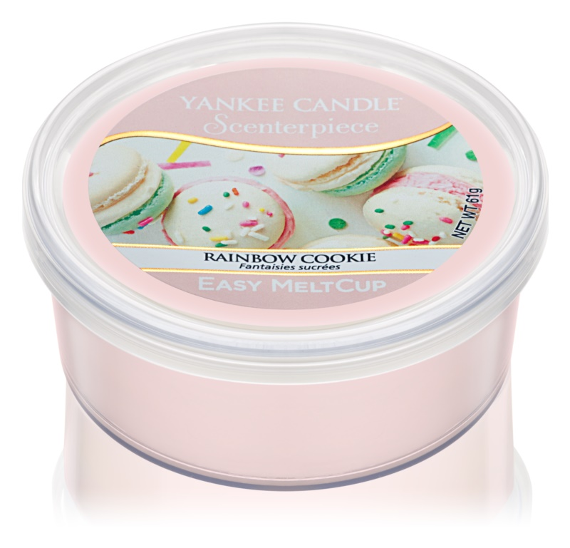 Yankee Candle Scenterpiece  Rainbow Cookie Wax for Electric Wax Melter 61 g