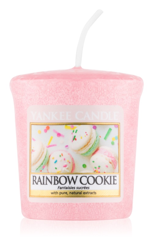 Yankee Candle Rainbow Cookie Votive Candle 49 g