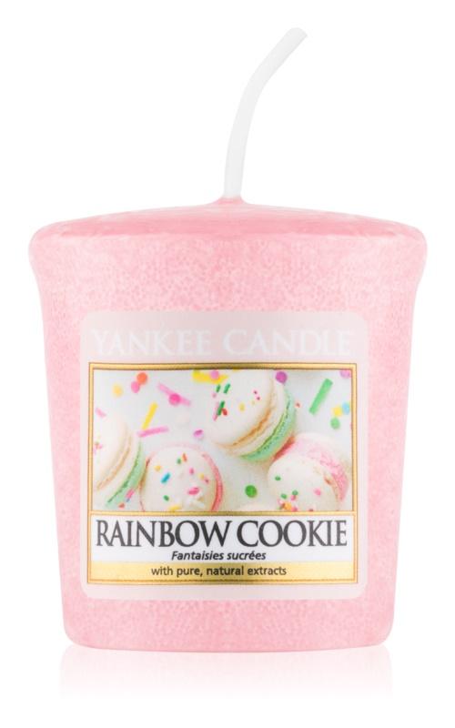 Yankee Candle Rainbow Cookie votivní svíčka 49 g