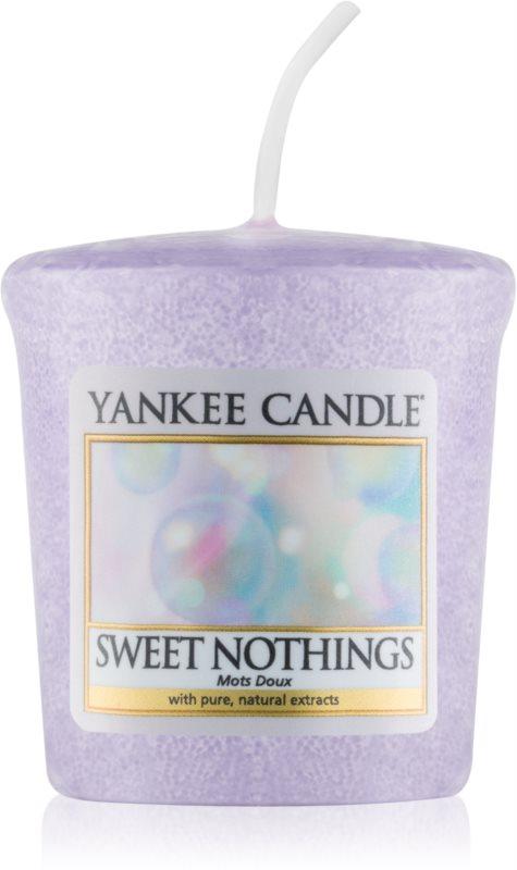 Yankee Candle Sweet Nothings Αναθυματικό κερί 49 γρ