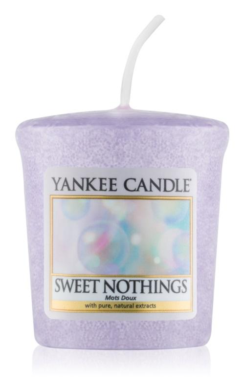 Yankee Candle Sweet Nothings candela votiva 49 g
