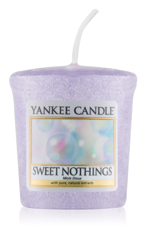 Yankee Candle Sweet Nothings lumânare votiv 49 g