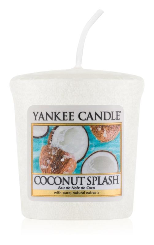 Yankee Candle Coconut Splash votívna sviečka 49 g