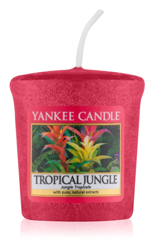Yankee Candle Tropical Jungle bougie votive 49 g