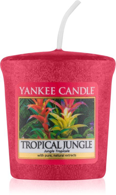 Yankee Candle Tropical Jungle votivní svíčka 49 g