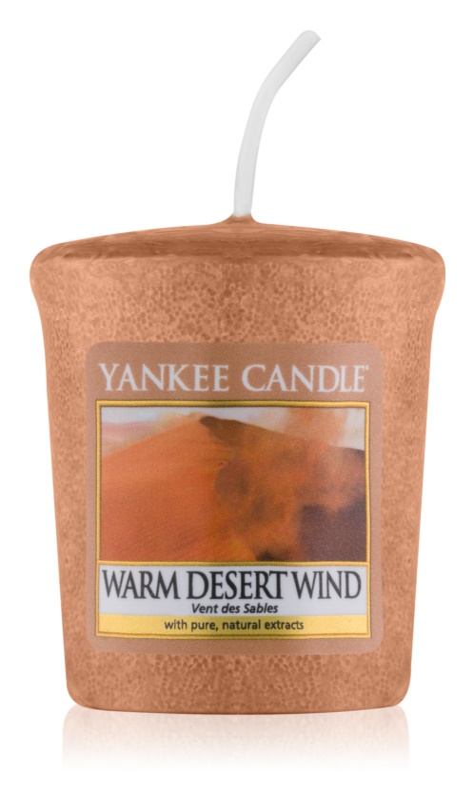 Yankee Candle Warm Desert Wind Votiefkaarsen 49 gr