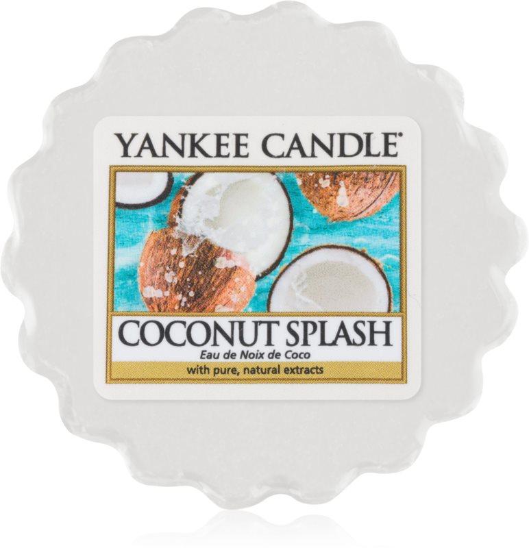 Yankee Candle Coconut Splash vosek za aroma lučko  22 g