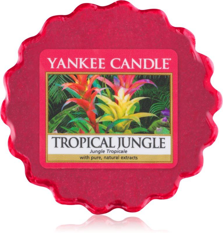 Yankee Candle Tropical Jungle ceară pentru aromatizator 22 g