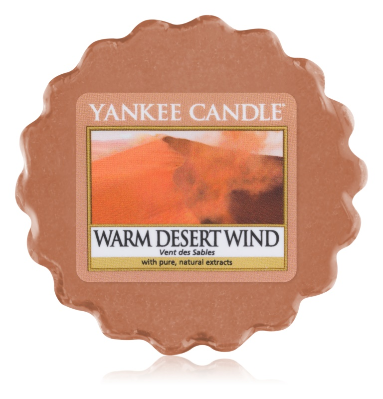 Yankee Candle Warm Desert Wind Wax Melt 22 g