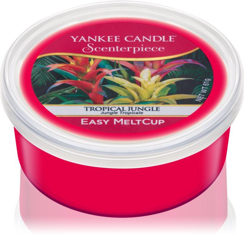 Yankee Candle Tropical Jungle wosk do elektryczna aromalampy 61 g