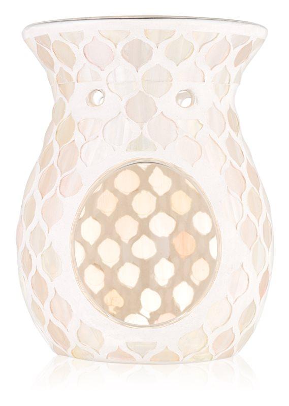 Yankee Candle Champagne Pearl skleněná aromalampa