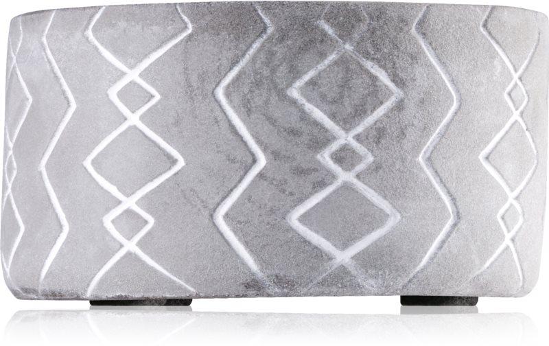 Yankee Candle Tribal Stone Ceramic Tea Light Holder    I.