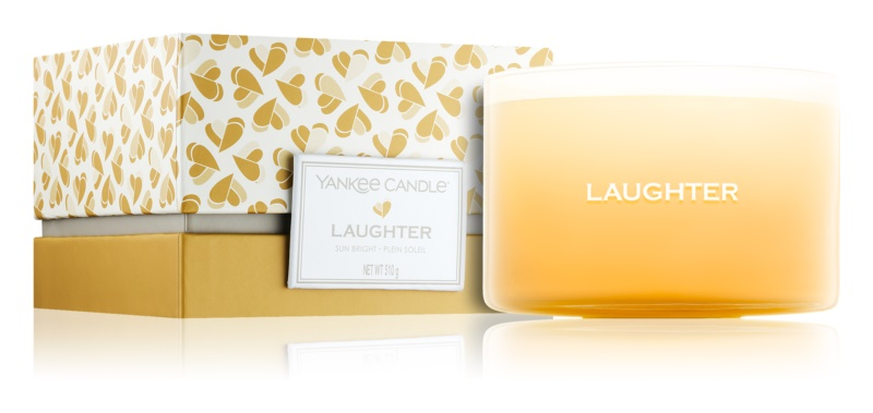 Yankee Candle Making Memories Laughter lumânare parfumată  510 g