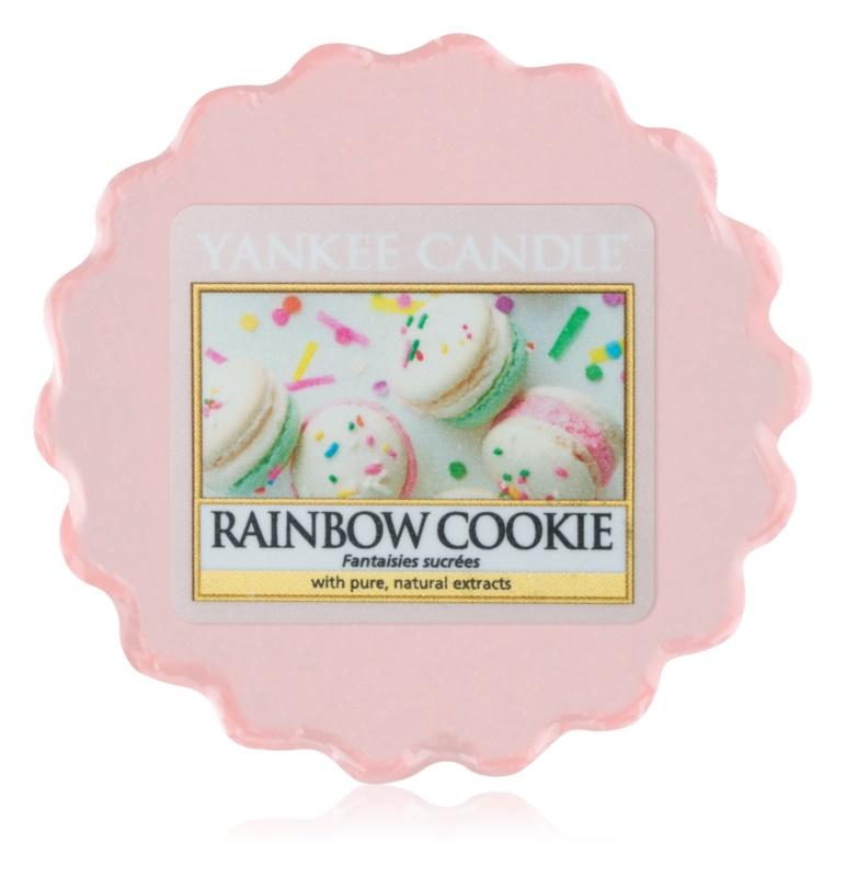 Yankee Candle Rainbow Cookie cera derretida aromatizante 22 g