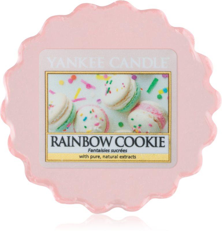 Yankee Candle Rainbow Cookie illatos viasz aromalámpába 22 g