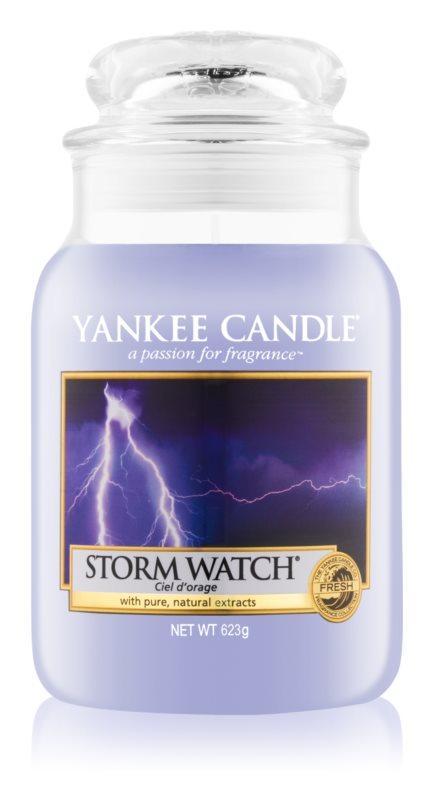 Yankee Candle Storm Watch ароматизована свічка  623 гр Classic велика