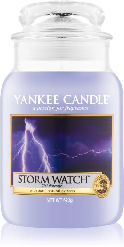 Yankee Candle Storm Watch vonná svíčka 623 g Classic velká