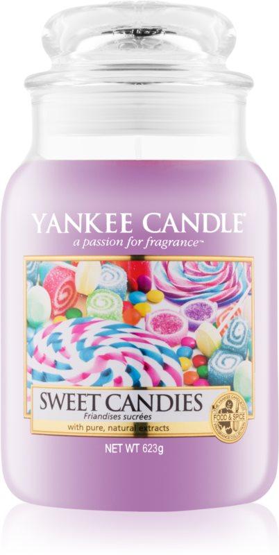 Yankee Candle Sweet Candies lumanari parfumate  623 g Clasic mare
