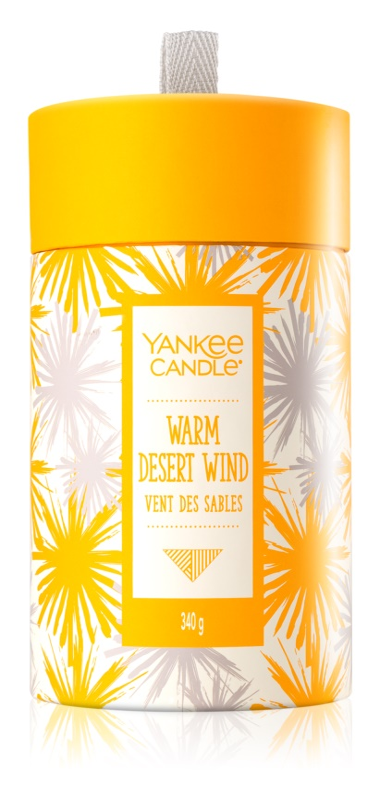 Yankee Candle Warm Desert Wind vonná sviečka 340 g darčeková krabička