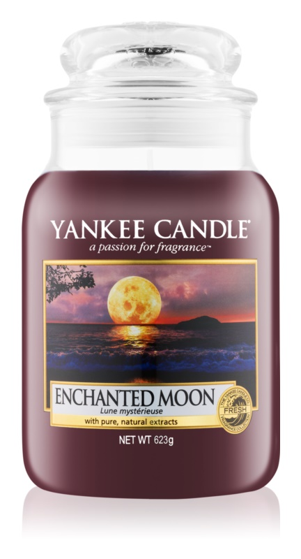 Yankee Candle Enchanted Moon Duftkerze  623 g Classic groß