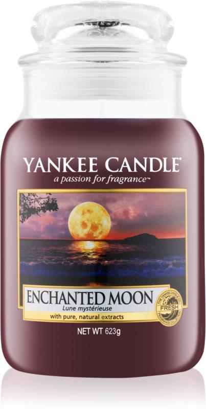 Yankee Candle Enchanted Moon lumânare parfumată  623 g Clasic mare