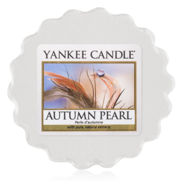 Yankee Candle Autumn Pearl vosk do aromalampy 22 g