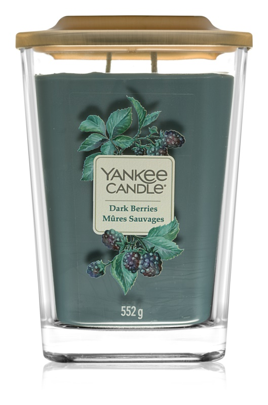 Yankee Candle Elevation Dark Berries lumanari parfumate  552 g mare
