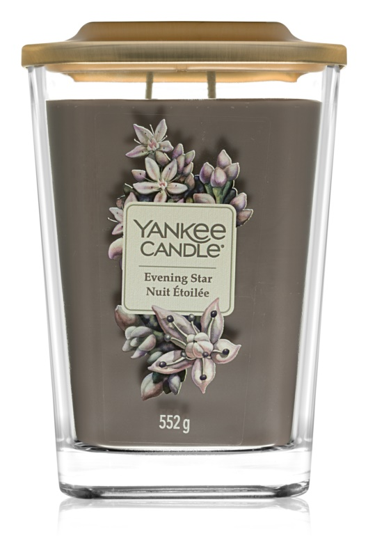 Yankee Candle Elevation Evening Star Scented Candle 552 g Large