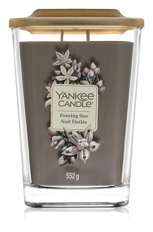 Yankee Candle Elevation Evening Star vonná sviečka 552 g veľká