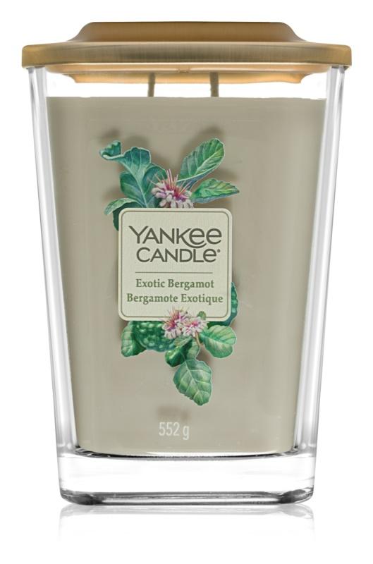 Yankee Candle Elevation Exotic Bergamot vonná svíčka 552 g velká