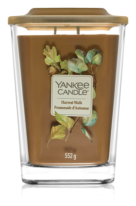 Yankee Candle Elevation Harvest Walk Scented Candle 552 g Large