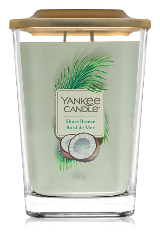 Yankee Candle Elevation Shore Breeze Geurkaars 552 gr Groot