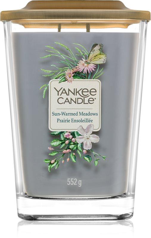 Yankee Candle Elevation Sun-Warmed Meadows ароматизована свічка  552 гр велика