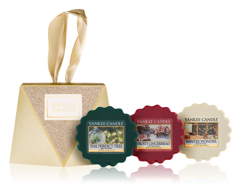 Yankee Candle Holiday Sparkle coffret cadeau VIII.