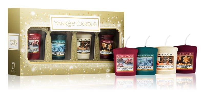 Yankee Candle Holiday Sparkle zestaw upominkowy IX.