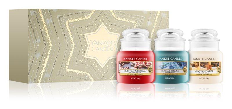 Yankee Candle Holiday Sparkle coffret cadeau VII.