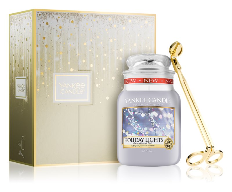 Yankee Candle Holiday Sparkle coffret cadeau II.