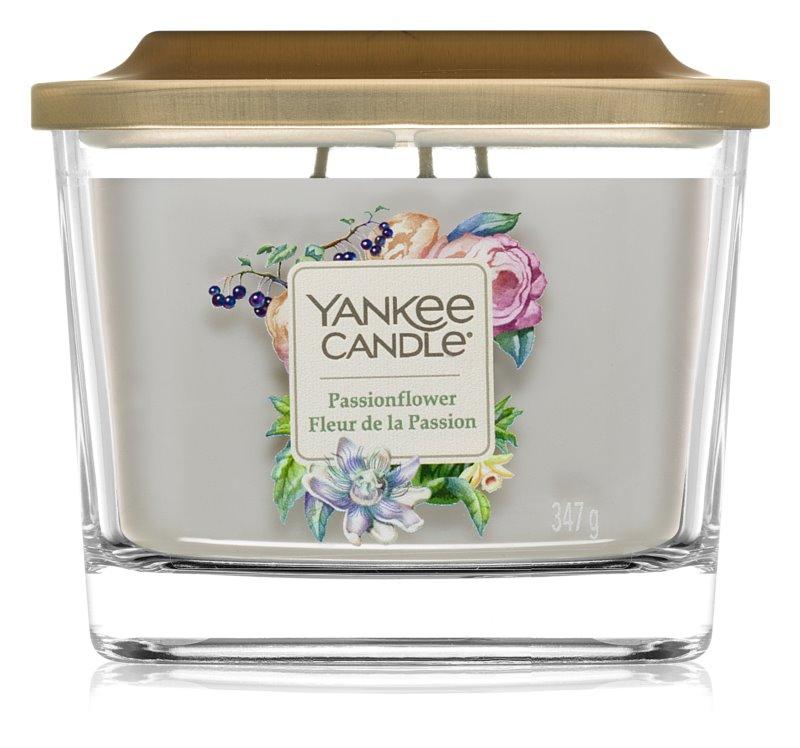 Yankee Candle Elevation Passionflower vonná svíčka 347 g střední