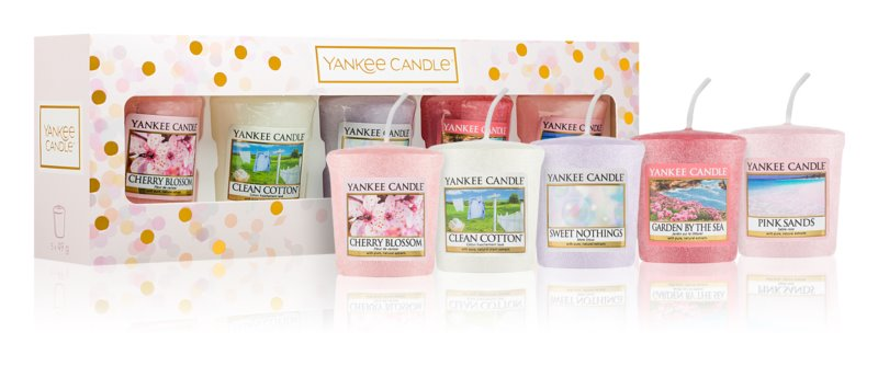 Yankee Candle Everyday Gifting coffret cadeau I.