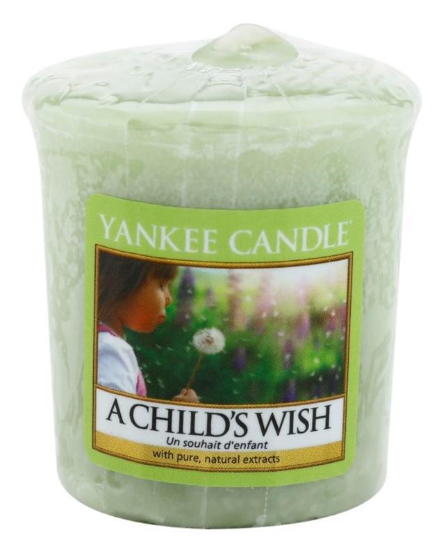 Yankee Candle A Child's Wish Votive Candle 49 g
