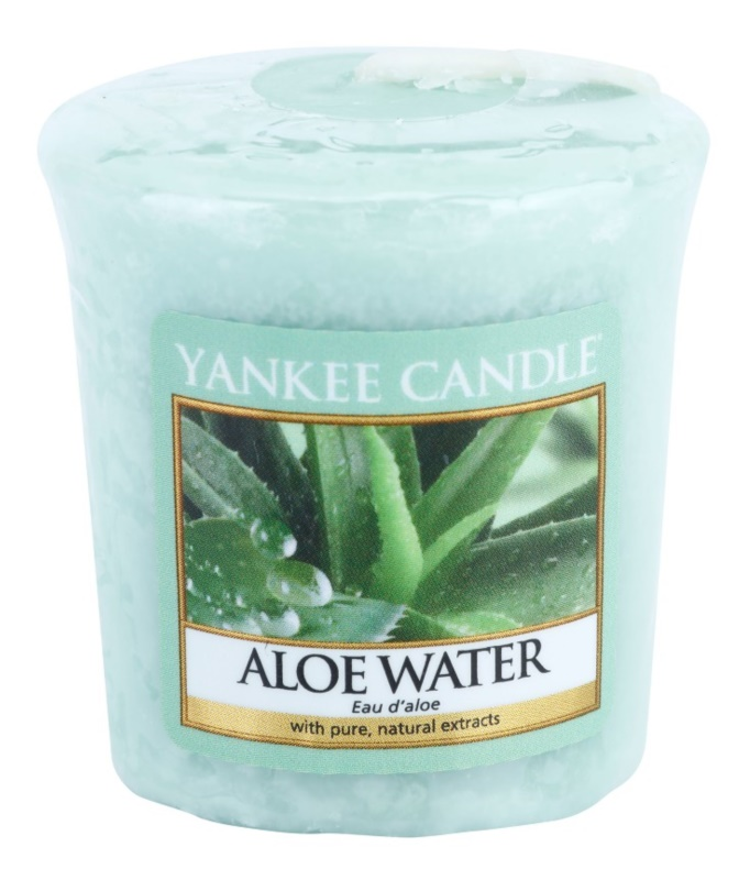 Yankee Candle Aloe Water Votiefkaarsen 49 gr