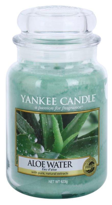 Yankee Candle Aloe Water vonná svíčka 623 g Classic velká