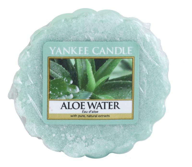 Yankee Candle Aloe Water tartelette en cire 22 g