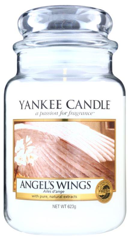 Yankee Candle Angel´s Wings lumanari parfumate  623 g Clasic mare