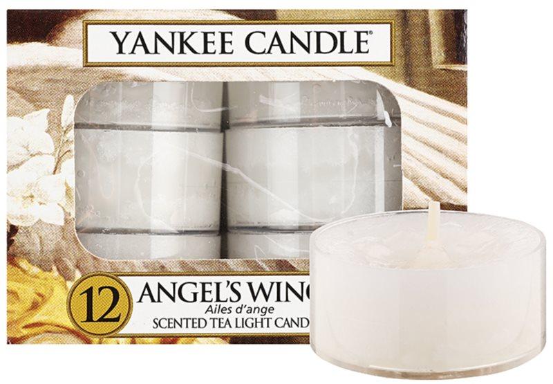 Yankee Candle Angel´s Wings świeczka typu tealight 12 x 9,8 g